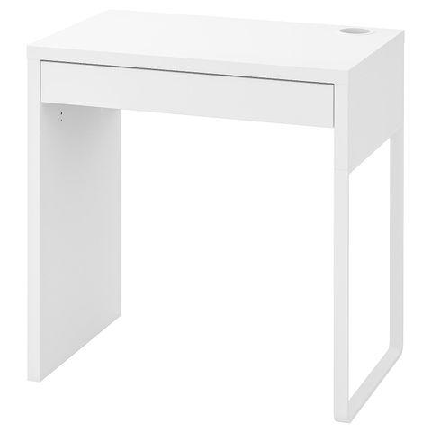 Micke Hjørne Skrivebord fra Ikea Ønskes Kjøpt. | FINN.no