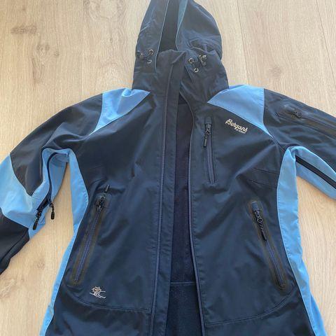 tilbud på bergans jakker, Bergans Dark Navy Gimsøy Jacket