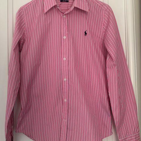 Gant Rosa Stripete Skjorte | FINN.no
