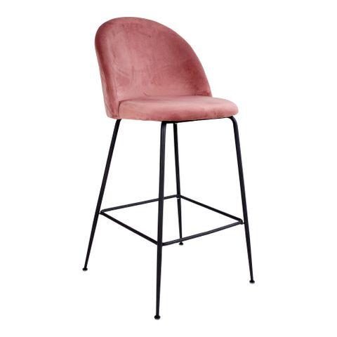 Arne Jacobsen stoler modell 3197(Syveren) Barstol høy 8 500