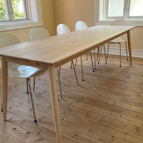 Rastad og Relling, Fredrik Kayser Captains spisebord | FINN.no
