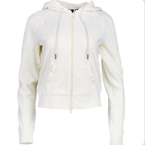 Hvit jakke fra Bik Bok | FINN.no