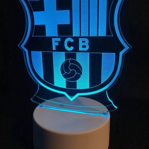 Helt ny Real Madrid led lampe | FINN.no