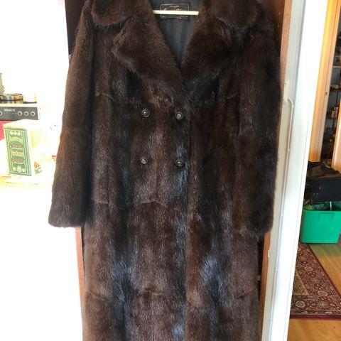 Leopard pels jakke | FINN.no