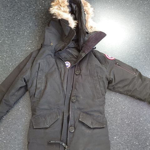 Moscow jakke selges | FINN.no