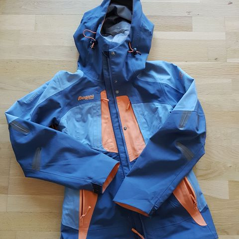 NY PRIS!! Bergans Filefjell Lady Goretex jakke str S | FINN.no