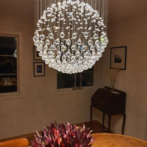 Mamba pendel lampe led.   FINN.no