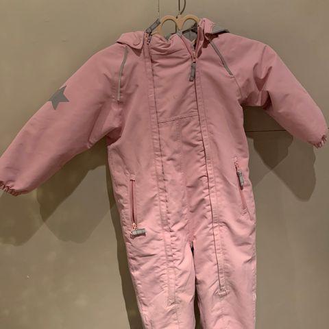 Reflex Hitra softshell jakke, rosa