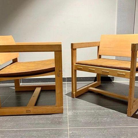 Lekker Ero kontorstol fra Stål og Stil   FINN.no