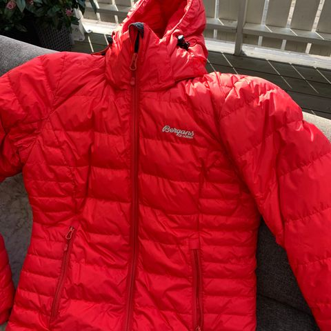 Filefjell – ny 71°N jakke | PadleSiden