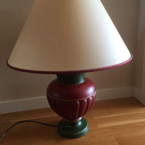 Vintage gulvlampe fra designhuset Le Dauphin | FINN.no