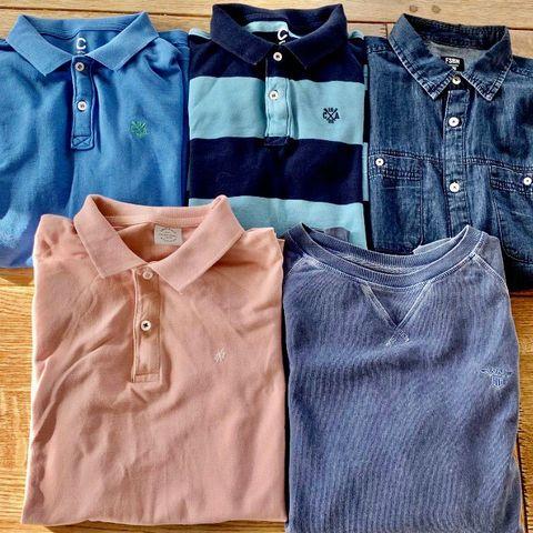 Original KappAhl Denim Skjorte Selges! | FINN.no
