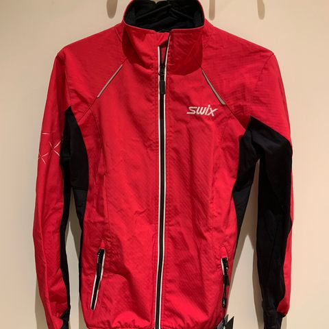 Ny Swix CarbonX skijakkeløpejakke | FINN.no