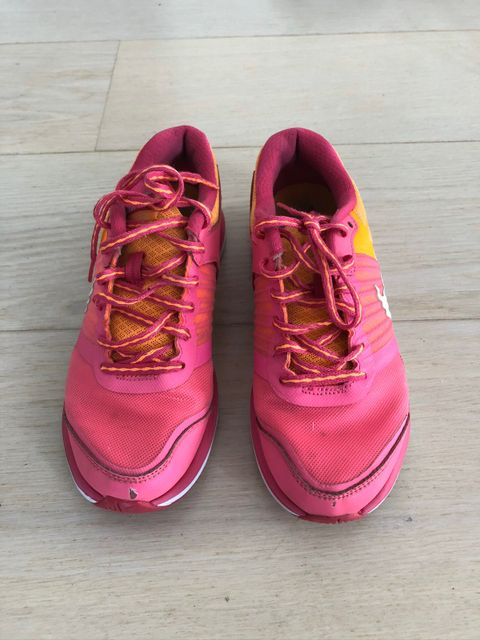 Nike Romaleos 2 601 Rosa sko Vektløfting | FINN.no