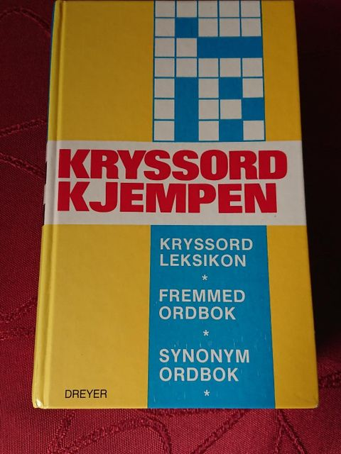 Elv Kryssord