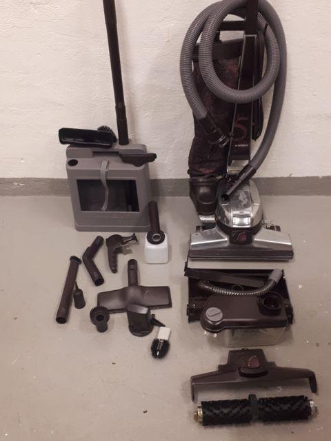 Støvsuger under Elektronikk og hvitevarer til salgs | FINN