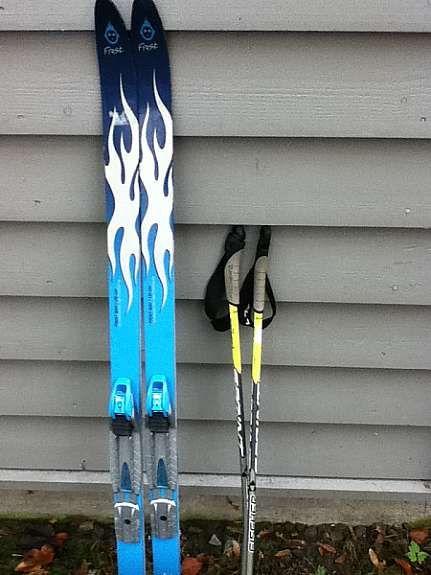 Langrenn og slalom ski, staver og støvler til barn | FINN.no