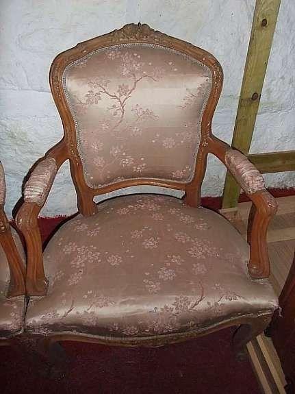 2 gamle lenestoler | FINN.no