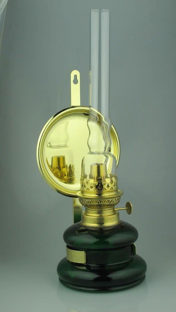 Luna parafinlampe for vegg | FINN.no