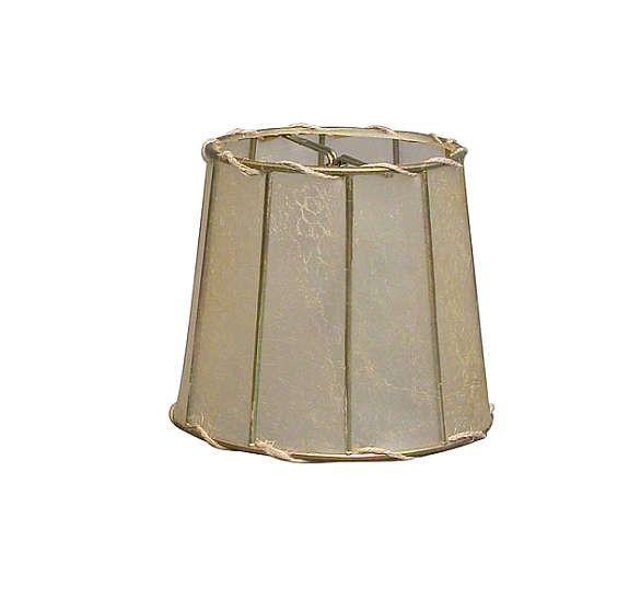 Uvanlig Lampeskjerm i ekte svineblære | FINN.no KT-13
