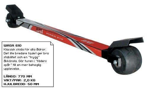 elpex wasa 610 hjul