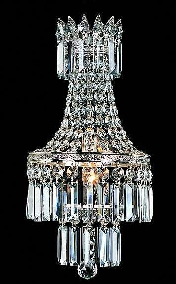 Krystallkronelysekroneprismekrone 12 pluss 6 lamper   FINN.no