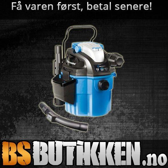 Støvsuger VWM1218R våttørr(Superkampanje) | FINN.no