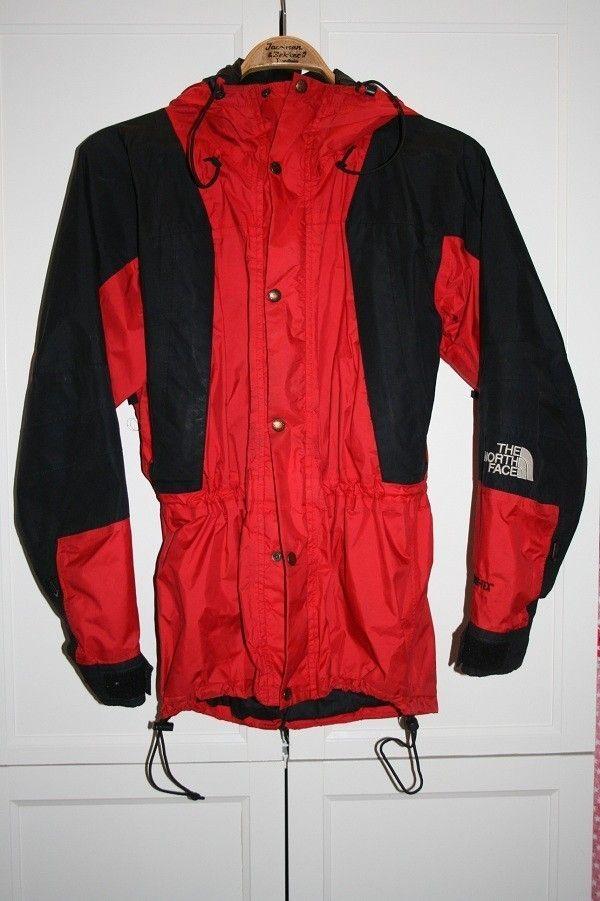 011cd455 GoreTex jakke og bukse fra The North Face. Str. S Selges samlet kr. 400  (1/5)