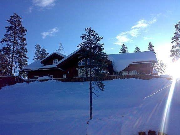 Vinterbilde Februar 2009