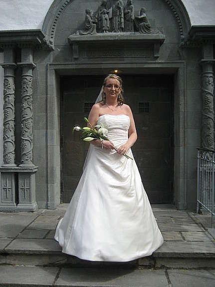 761871d5 Agape Pen brudekjole | FINN.no