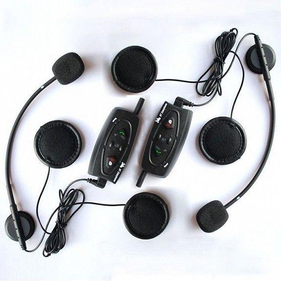 a9dccaf40 Ny! Motorsykkel Bluetooth Multi interkomsystem ! | FINN.no