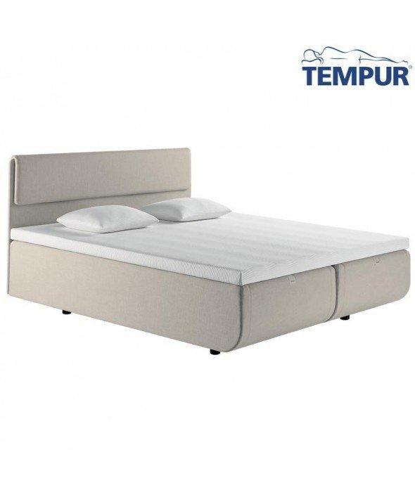 tempur north el seng med p sketilbud 180x200 30. Black Bedroom Furniture Sets. Home Design Ideas