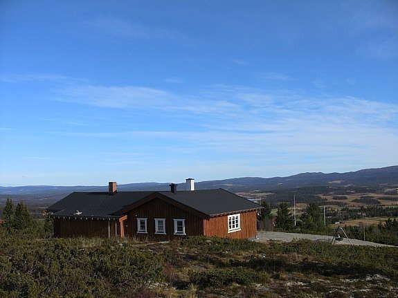 Hytta Vidsyn - Kamben - Golsfjellet