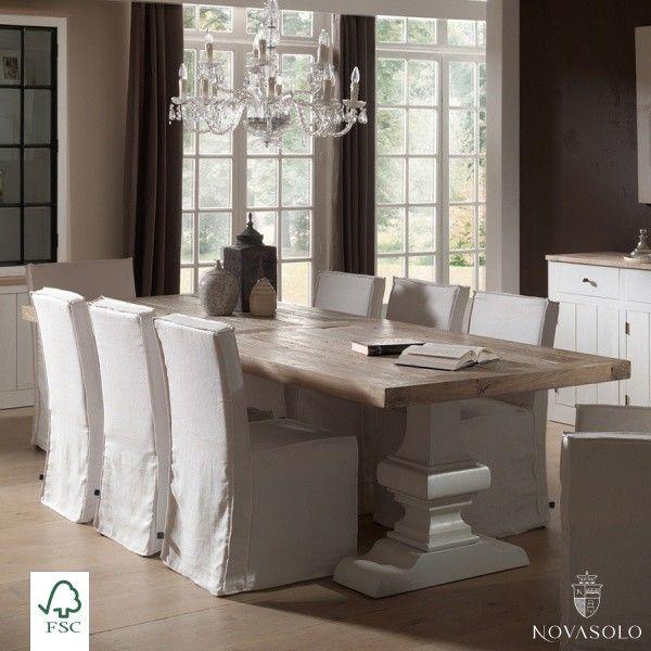 Tilbud! Raffles spisebord - Flere størrelser - Flere farger - Hurtig ...
