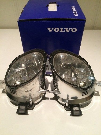 Volvo V50 V70 S40 S80 C30 C70 XC70 DRL - LED lamper 2008 - 2015 | FINN.no