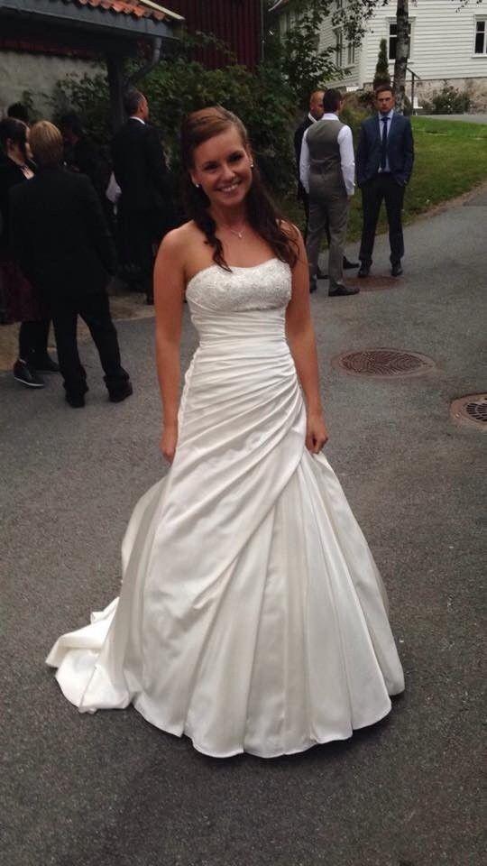 6307969e0b6a Ladybird brudekjole