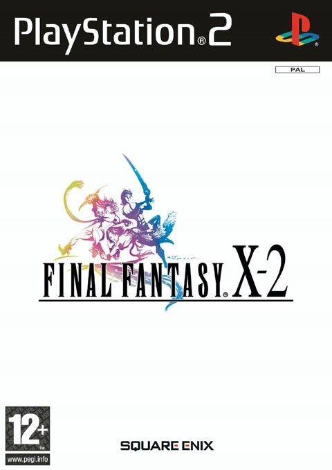 Final Fantasy X2 til ps2 - Tønsberg  - Final Fantasy X2 til ps2  Playstation 2 Final Fantasy X-2 - Tønsberg