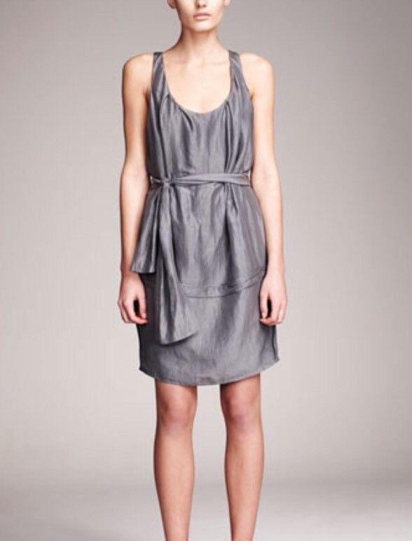 Acne kjole med silke. Størrelse 34 | FINN.no