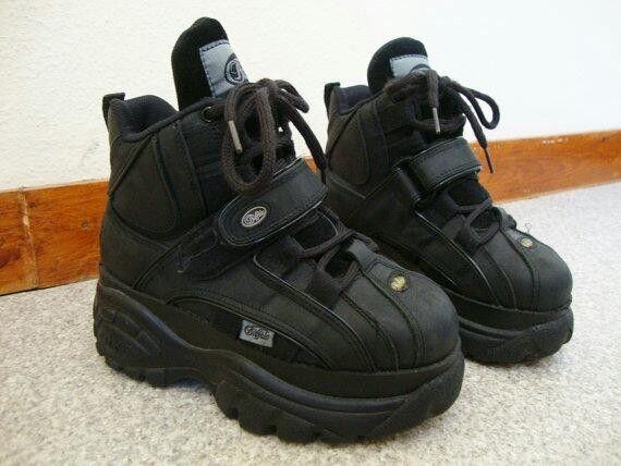 Buffalo sko ønskes kjøpt | FINN.no