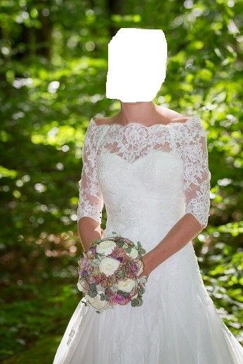 3ea6f503c Pronovias Dagen brudekjole selges! | FINN.no