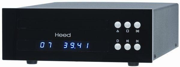 Heed Audio obelisk CD transport -20% tilbud! - Oslo  - Obelisk DT er en dedikert CD-transport som leser av både CD og HDCD, og gir ut høykvalitets signal til en hvilken som helst digital-til-analog-konverter. Dette fantastiske CD-drivverket sikrer deg suveren lydkvalitet.   Heed designet D - Oslo