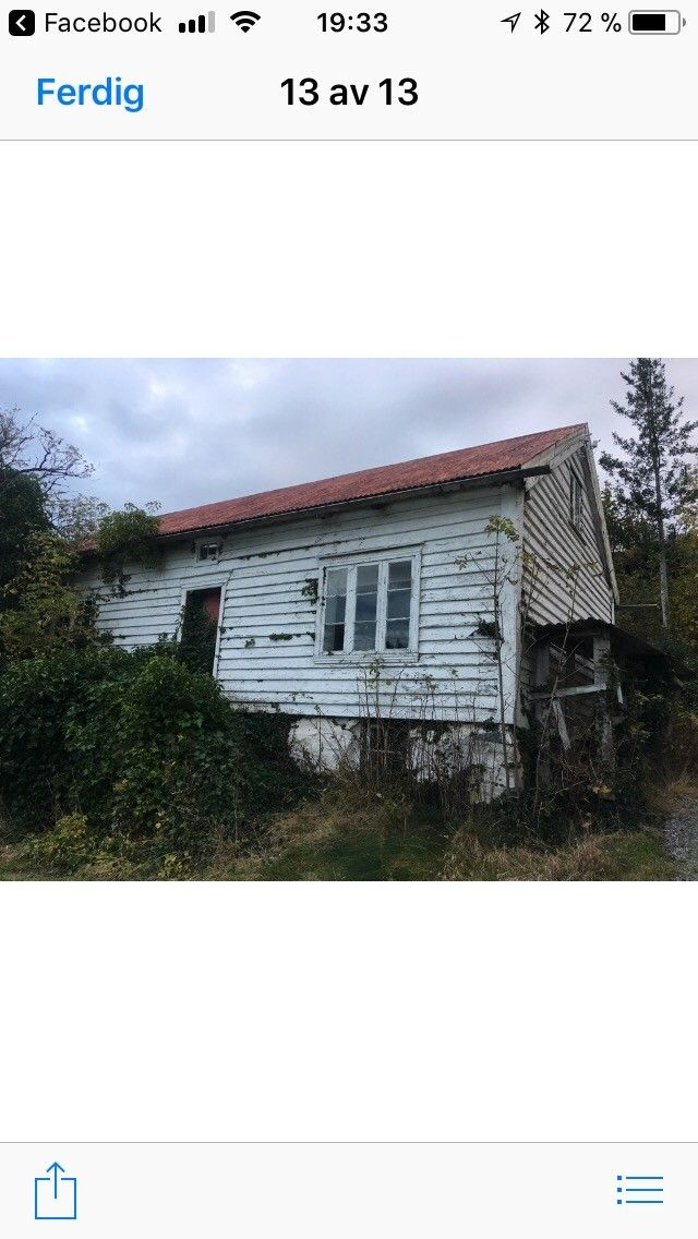 Hus - ålesund  - Hus fra ca1850 gis bort mot demontering - ålesund