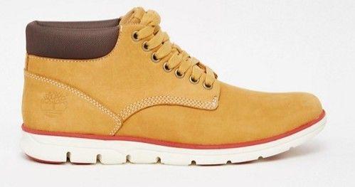 Timberland Bradstreet sko herre str. 42 - Trondheim  - Timberland Bradstreet Chukka sko til herre i størrelse 42 selges. Brukt et par ganger, fremstår som nye.  Nypris 1300,- fra Zalando.  https://www.zalando.no/timberland-bradstreet-casual-snoresko-wheat-ti112a0 - Trondheim