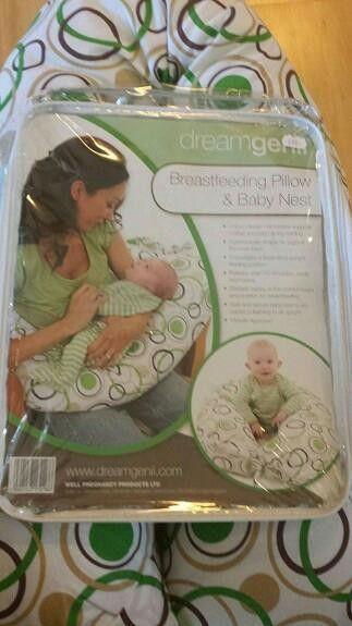Ammepute /babynest. - Lindås  - Selger fint og lite brukt ammepute /babynest. Kjøpt på barnas hus. - Lindås