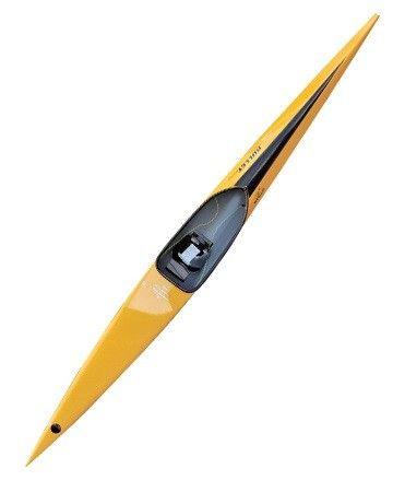Bullet Elite i karbon ca 7kg til salgs - Slependen  - Nesten som ny Bullet elite til salgs Bredde 51cm Lengde 520 Vekt ca 7kg Nypris ca 30.000 Fantastisk lettpadlet med god respons og bra primærstabilitet til å være 51 bred. - Slependen