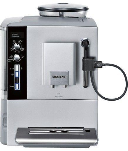 Siemens EQ5 Espresso / kaffemaskin - Tiller  - Siemens EQ.5 Helautomatisk Espressomaskin Modell: TE503201RW  http://www.siemens-home.bsh-group.com/no/produktliste/TE503201RW  Intelligent varmesystem: sensoFlow-systemets konstante bryggetemperatur garanterer - Tiller