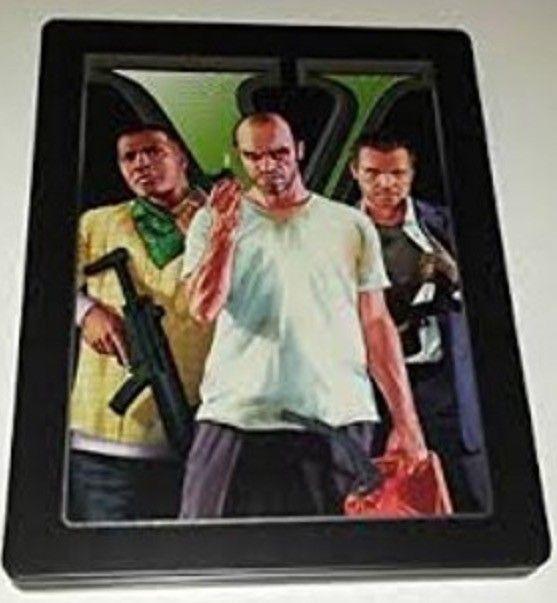 Gta 5 Limited edition ps3 - Stavanger  - Brukt gta 5 for PlayStation 3 - Stavanger