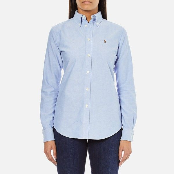 Polo by Ralph Lauren skjorte - Oslo  - Polo by Ralph Lauren. Bomull. Blå. Langermet. Størrelse 16. Pent brukt. #polo #ralphlauren #skjorte #jobbklær - Oslo