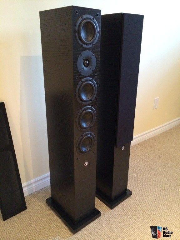 System Audio Aura 50 - Skollenborg  - Fine System audio Aura 50 selges pga de ikke blir brukt. fine høyttalere med suveren lyd.  Har original emballasje.  For mer info sjekk linken eller kontakt meg.  https://system-audio.com/product/sa-a - Skollenborg