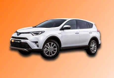 Toyota RAV4 Hybrid 2WD